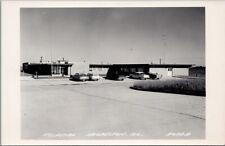Hospital, HOOPESTON, Illinois Real Photo Postcard - L.L. Cook