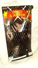Alator Giftware Armour Set Roman Sword Cosplay Fancy Dress Soldier Breast Plate