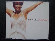 Chris Rea/Shirley Bassey ''Disco' La Passione' (EW EW072CD) 4 Trk CD Nr Mint