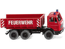 WIKING 062403 MB NG Schuttwagen Feuerwehr Scale 1 87