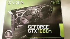 EVGA GTX 1080 TI box only no gpu