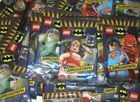 Lego Batman Trading Card Game 25 Booster = 125 Sammelkarten Neu