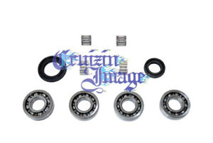 YAMAHA TZR250 1KT CRANKSHAFT REBUILD KITS OIL SEALS BEARINGS CI-Y1KTCSRKT