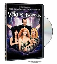The Witches of Eastwick (DVD, 2006) Jack Nicholson Cher Michelle Pfeiffer NEW