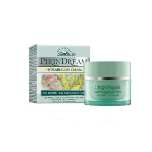 Hydrating Day Cream 50 ml + Hyaluronic + Lactic Acid for Dry and Sensitive Skin