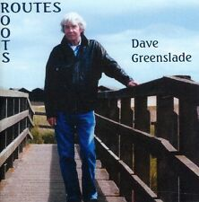 Dave Greenslade - Routes Roots [New CD]