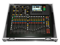 BEHRINGER X32 COMPACT MIXING CONSOLE CASE