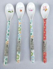Melamine 4 pieces of kitchen utensils Use for children and a coffee spoon.