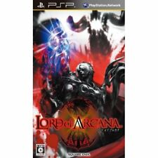 Used PSP Lord of Arcana Japan Import