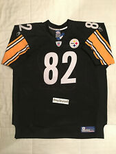 New With Tags Authentic Antwaan RANDLE EL Steelers Reebok Jersey size 56