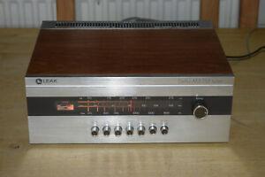 LEAK Delta AM-FM Stereo Radio Tuner Hi-Fi Separate