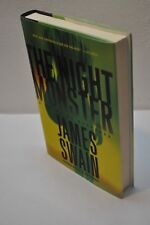 James Swain ~ The Night Monster ~ SIGNED ~ 1st Edition/1st Printing ~ Hardcover