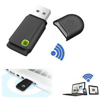 300Mbps USB Wireless WiFi Network Receiver Card Adapter For Desktop PC Windows~