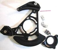 DOWNHILL CHAIN GUIDE + BASH GUARD & CHAIN TENSIONER (V9) ISCG-05 + E-TYPE OPTION