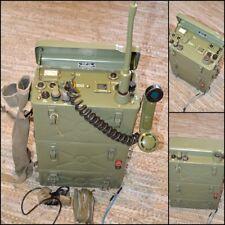 BC 1000  Military VHF radio device RUP-2