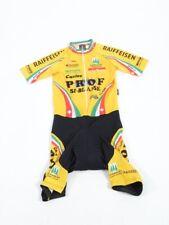 Nalini Prof STBlase Club Mens Time Skinsuit Cycling Bike Bib Shorts Pants Size S
