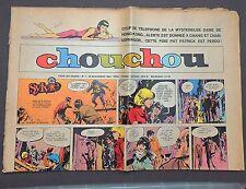 CHOUCHOU n°7 du 24 décembre 1964. PICHARD - FOREST. SCHULZ