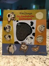 Disney 101 Dalmatians Pin Set of 8 Le of 1500 on Board from Disney Catalog