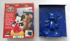 Zenker Mickey Kids Backform Figure Baking Tin Pan Mickey Mouse Disney VGC