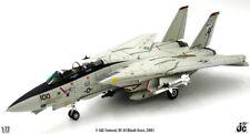 JC Wings jcw72f14002 1/72 f-14a Tomcat vf-41 Negro ACES USS Enterprise cvn-65