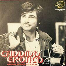 "NICO FIDENCO-CANDIDO EROTICO - Single 7"" MINT"