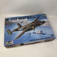 Revell B-25J Mitchell Plastic Model Kit