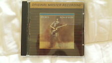 MFSL Ultradisc ll w/Gain 2 Gold CD-Jeff Beck-Blow by Blow-Mint/Flawless