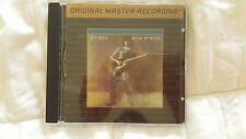 MFSL Ultradisc ll w/Gain 2 Gold CD-Jeff Beck-Blow by Blow-Mint/Flawless