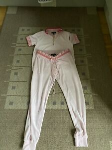 Juicy Couture Baby Pink Tracksuit, Size S/ XS, Worn Only Once