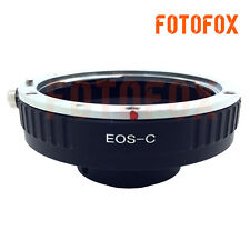 Camera Adapter For Canon EOS EF Mount Lens To 16mm C Mount Film Movie Adapter