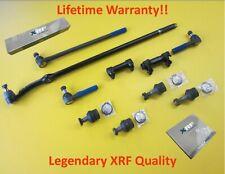 XRF F150 Bronco Inner Outer Tie Rod Upper Lower Ball Joint KIT Lifetime WARRANTY