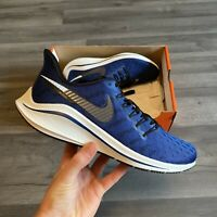 NIKE AIR ZOOM VOMERO 14 BLUE RUNNING GYM TRAINERS SHOES SIZE UK7.5 US8.5 EUR42