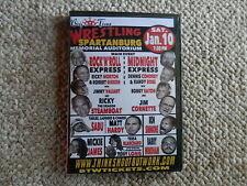 BTW BIG TIME WRESTLING DVD- SABU HARDY MIDNIGHT EXPRESS STEAMBOAT- AWA NWA WWF
