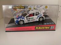 Peugeot 206 wrc scalextric scalextric