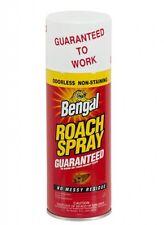 Bengal Roach Spray, 9 oz. can, Oderless.