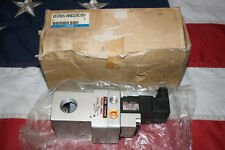 NEW SMC 3 Position Solenoid Valve VEX3501-069DZ  BNIB