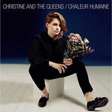 CHRISTINE AND THE QUEENS CHALEUR HUMAINE LIMITED BLACK VINYL LP
