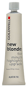 Goldwell New Blonde Base Lift Cream 2.1 oz / 60ml neutralisation of warm pigment