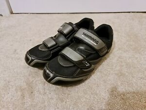 Shimano RT-32 SPD DYNAMICS  Cycling MTB Shoes Black UK 7 EU 41 SH-RT32