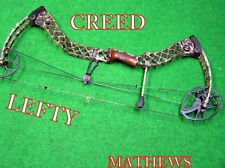 LEFT HAND   Mathews CREED   COMPOUND BOW **Ship Worldwide