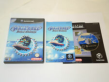 WAVE RACE BLUE STORM complete in box with manual Gamecube nintendo game PAL