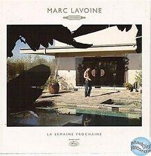 MARC LAVOINE LA SEMAINE PROCHAINE CD PROMO