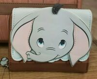 Disney Loungefly Dumbo Bathtub and Bubbles Keychain /& Dumbo Circus Ball Pin SET
