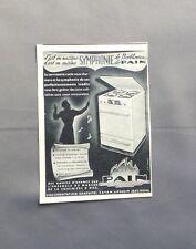 PUB PUBLICITE ANCIENNE ADVERT CLIPPING 100517 / CUISINIERE A GAZ PAIN
