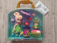 Coffret Mini Poupee Animator FEE CLOCHETTE Disney - Neuf
