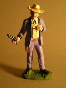 Friedel - Karl May - 12 cm Figur SANTER - Mario Adorf