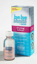 Bye Bye Blemish Drying Lotion Acne Repair Overnight Results 1 - 1 oz.