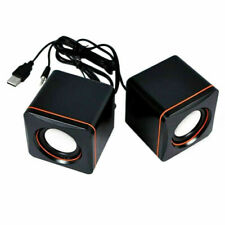 Mini Portable Speaker USB Wired Speakers Jack for Computer Laptop PC Smart phone
