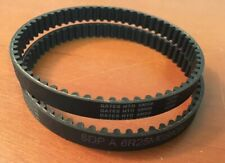 (2) 295-5M Htd 295 Timing Belts 54 Teeth Rubber Geared 9mm 9 Wide Ships From Usa