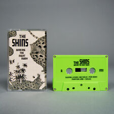 The Shins WINCING THE NIGHT AWAY Sub Pop NEW LIME GREEN COLORED CASSETTE TAPE